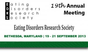 Eating disorders researhc society annual meeting prova